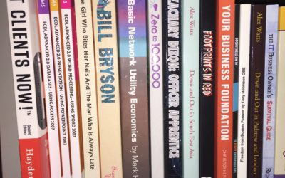 My Top Book Recommendations for Freelancers