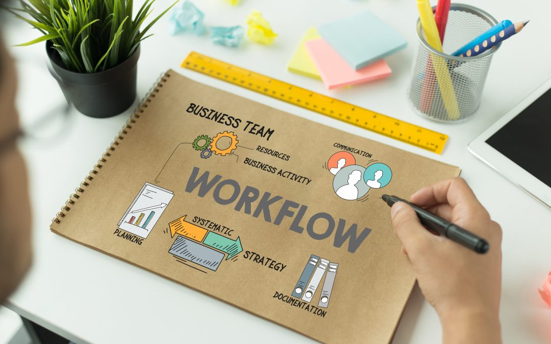 Effective Workflows – the Top Secret to Efficiency in Your Business!
